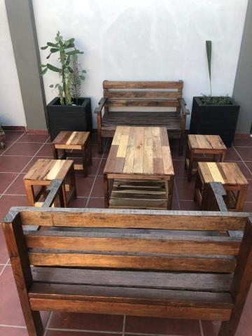 Alquiler Muebles Exterior